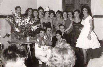 Familia David Calvo. Entrevista para Belmonte Arte.