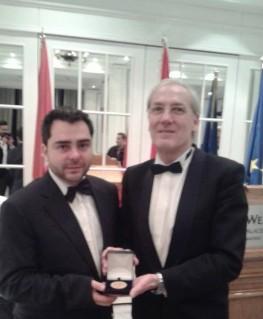 David Calvo. Premio Medalla de Oro. Entrevista para Belmonte Arte.