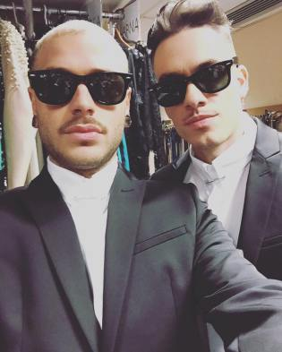 Christian Mulas (Keibi) con Adrian Rodriguez - Entrevista para Belmonte Arte.