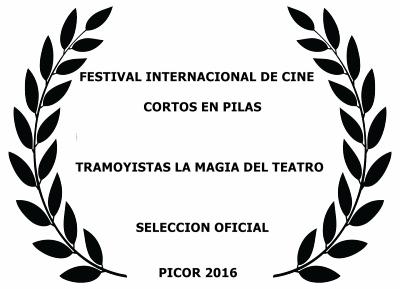 Tramoyistas. Festival Cine Cortos en Pilas. Entrevista para Belmonte Arte.