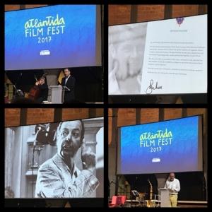 Belmonte Arte en Atlántida Film Fest