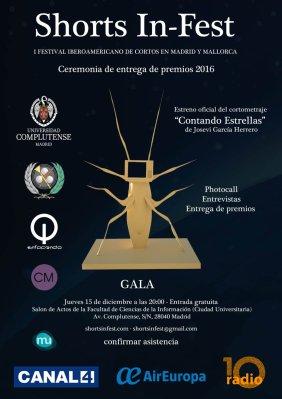 Shorts In-Fest | I Edición Festival Iberoamericano de Cortometrajes